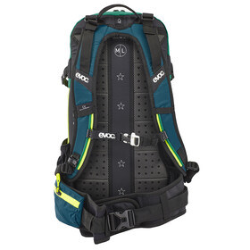 Evoc FR Enduro Team 16L rugzak green/lime/petrol